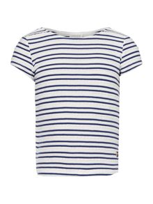 Carrement Beau Girls Short-Sleeve T-Shirt