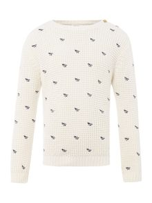 Carrement Beau Boys Knitted Sweater