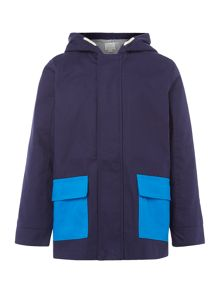 Carrement Beau Boys Parka Jacket