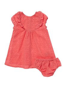 Carrement Beau Girls Dress And Panties