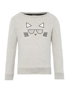 Karl Lagerfeld Girls Sweatshirt