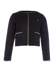 Karl Lagerfeld Girls Quilted Jacket