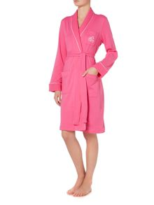 Lauren Ralph Lauren Quilted collar robe