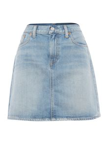 Armani Jeans The Every Day denim skirt in antics