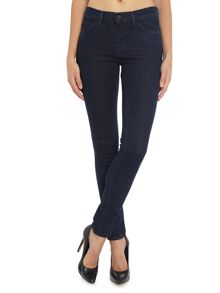Levi's Line8 mid rise skinny jean in L8 rinse
