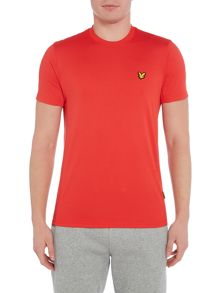 Lyle and Scott Sports Two Tone Peters Crew-Neck T-Shirt