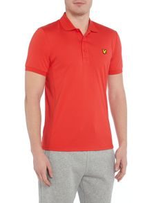 Lyle and Scott Pascoe short sleeve 2 tone polo