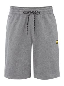 Lyle and Scott Charlton sports fleece short