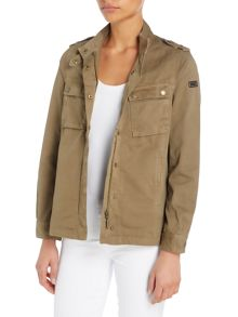 Barbour Barbour International tachometer casual jacket