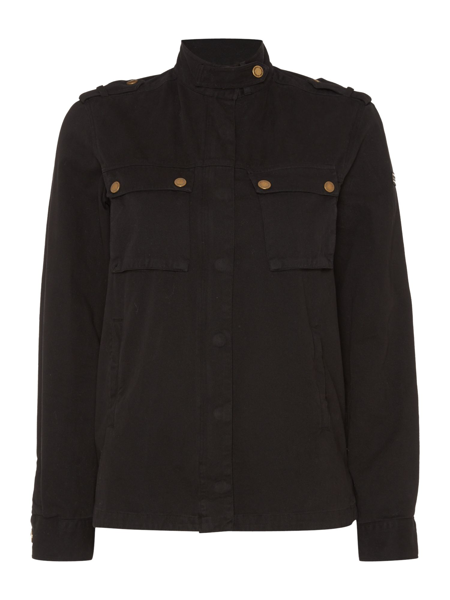 Barbour Barbour International sprocket cove jacket, Black