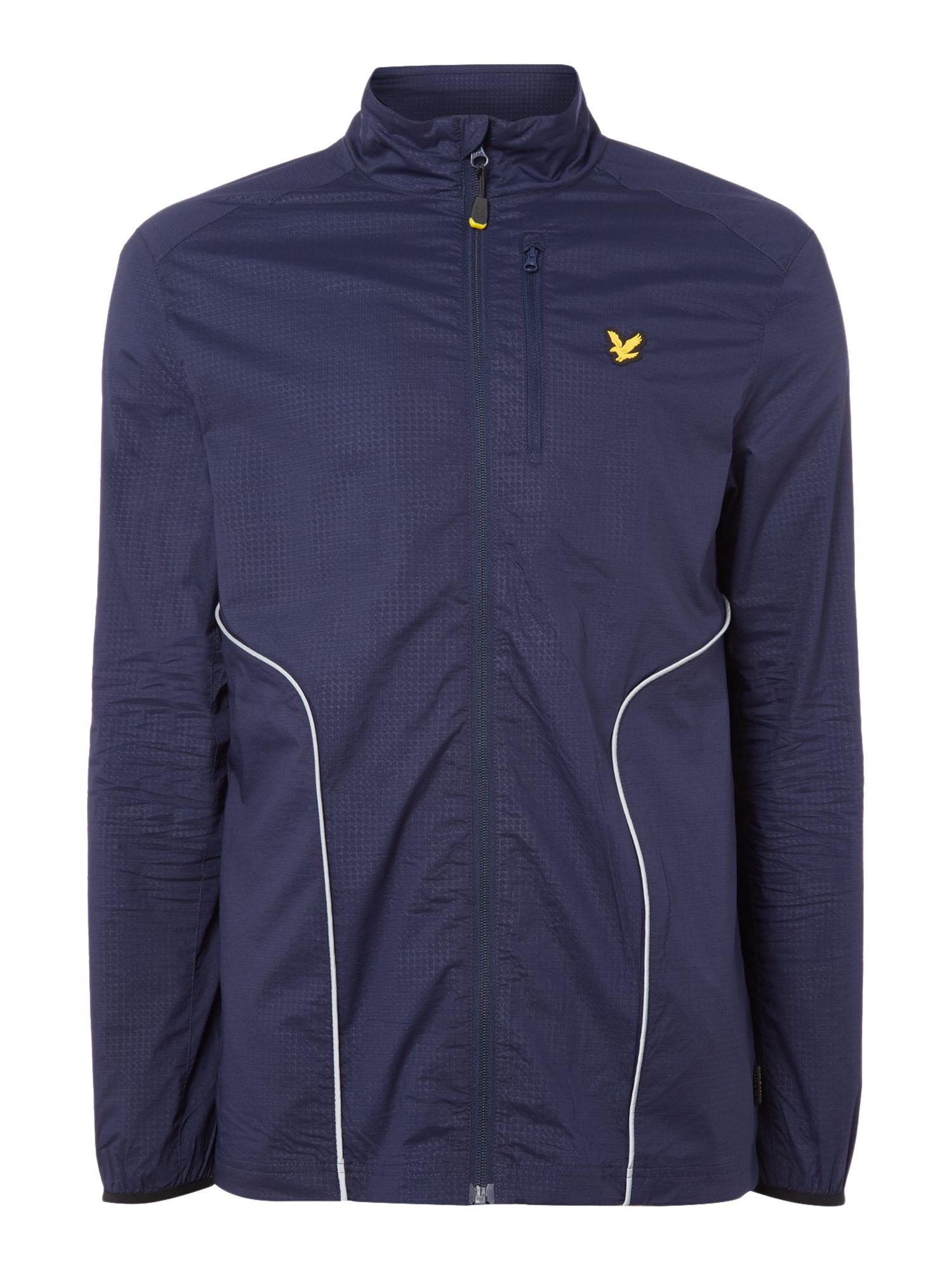Lyle and Scott Men's Lyle and Scott Sports Chataway lightweight jacket, Navy