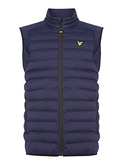 Sports Moss padded gilet