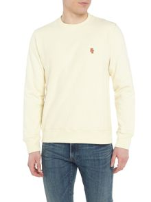 PS By Paul Smith Logo Crew Neck Sweatshirt
