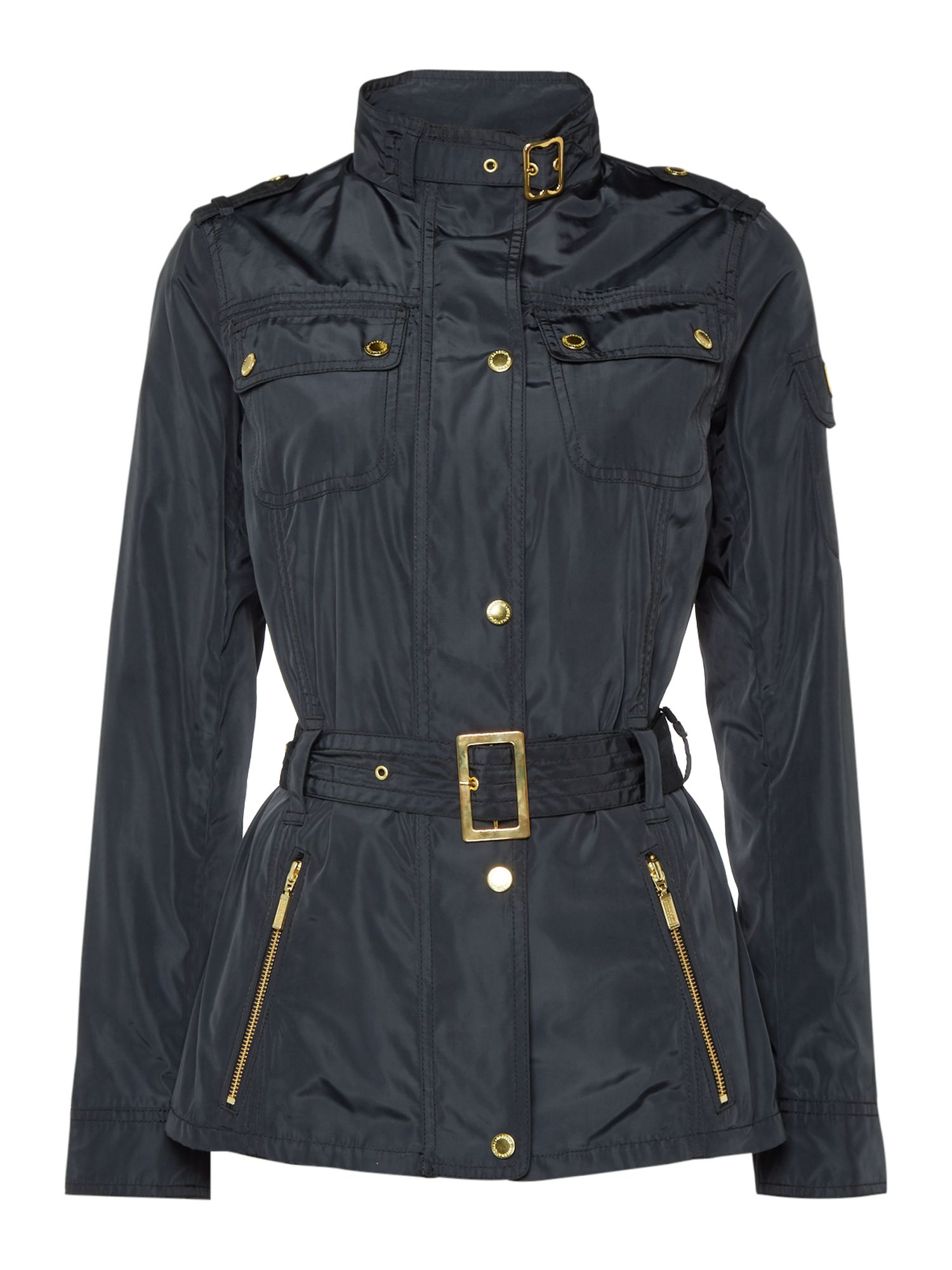 Barbour Barbour International, Black