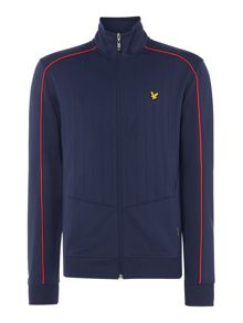 Lyle and Scott Sports Drop needle track jacket