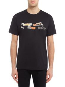PS By Paul Smith All Day Crew Neck T-Shirt