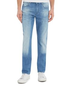 7 For All Mankind Weidenligblu Slimmy Jeans