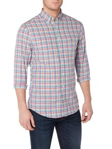 Gant Bright Summer Madras Long-Sleeve Shirt