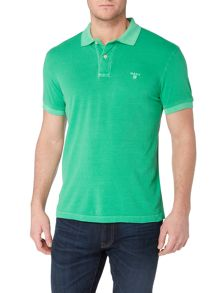 Gant Sunbleached Short-Sleeve Polo-shirt