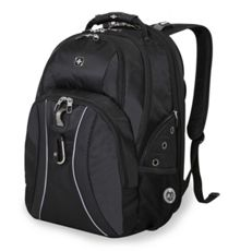 Wenger Belerna black laptop & tablet backpack