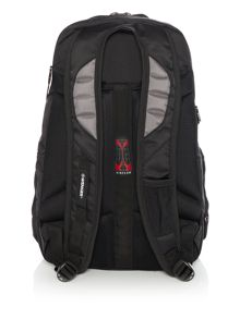 Wenger Black laptop & tablet backpack 17