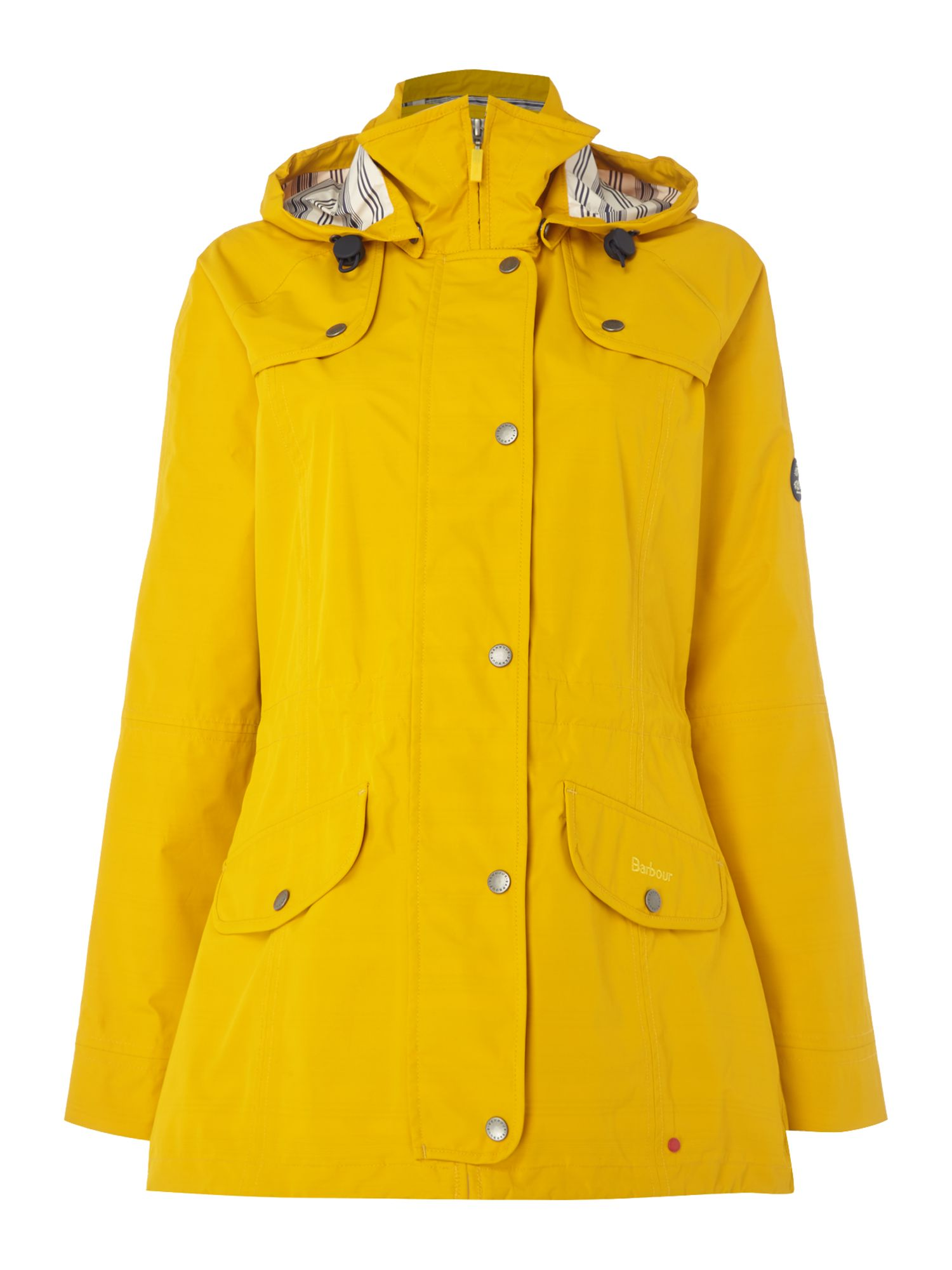 Barbour Trevose jacket, Yellow
