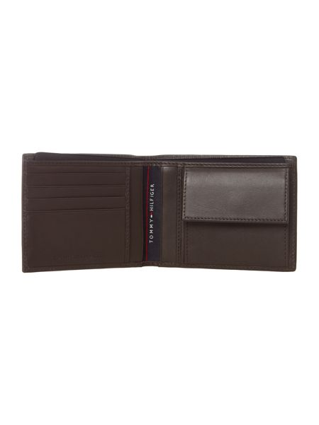 Tommy Hilfiger Harry cc and coin pocket wallet