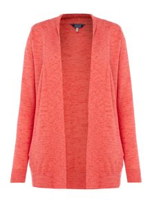 Joules Edge to edge cardigan with pockets