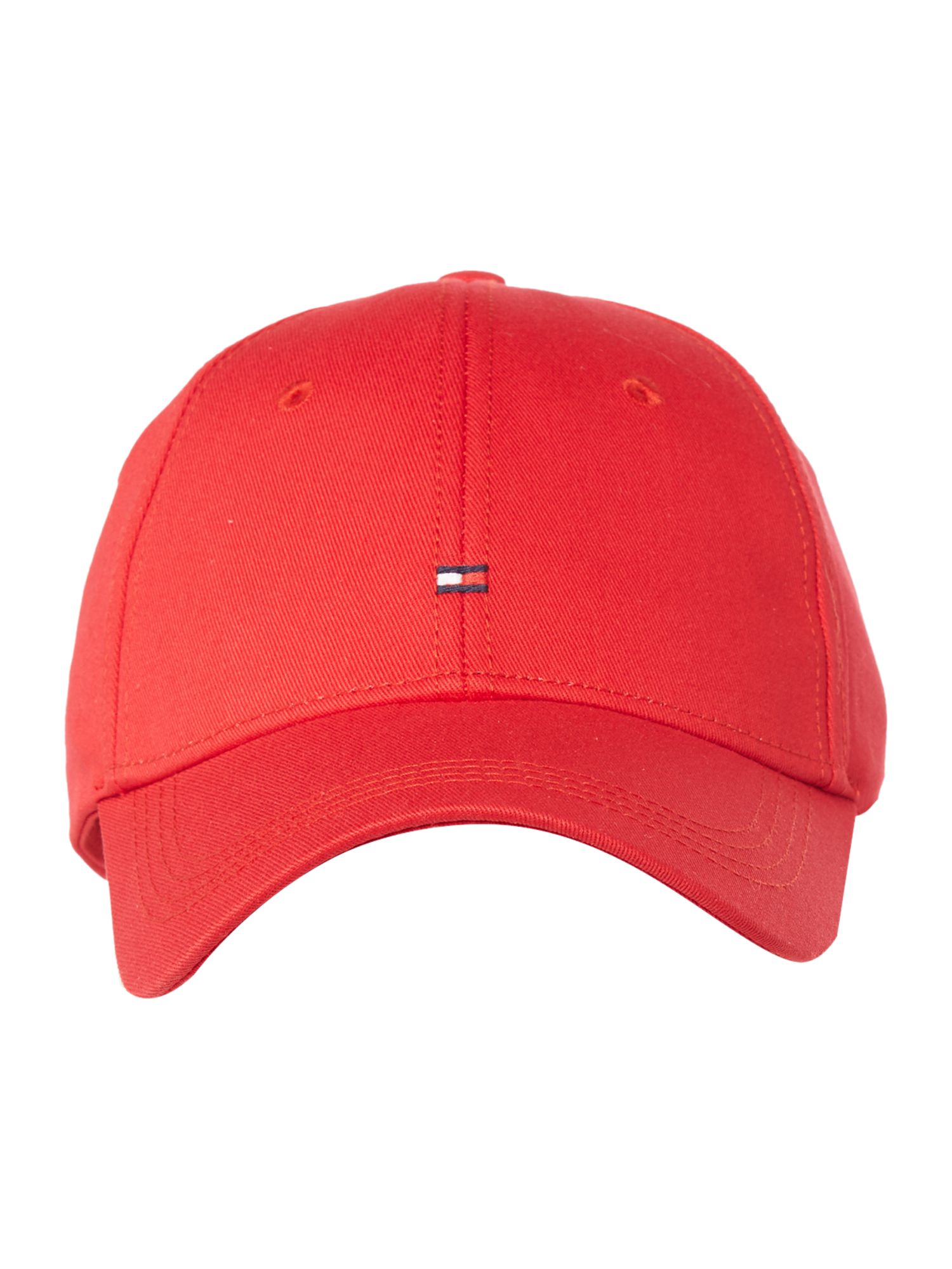 Tommy Hilfiger CP CLASSIC SPORT CAP Red