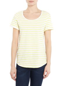 Joules Striped jersey t-shirt