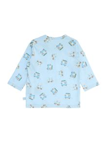 Benetton Baby Tram Long Sleeve T-Shirt