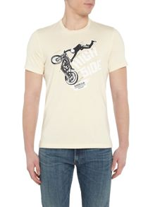 Barbour Triumph highside t-shirt