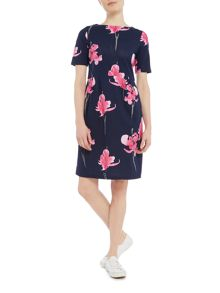 Joules Stretch pleast dress