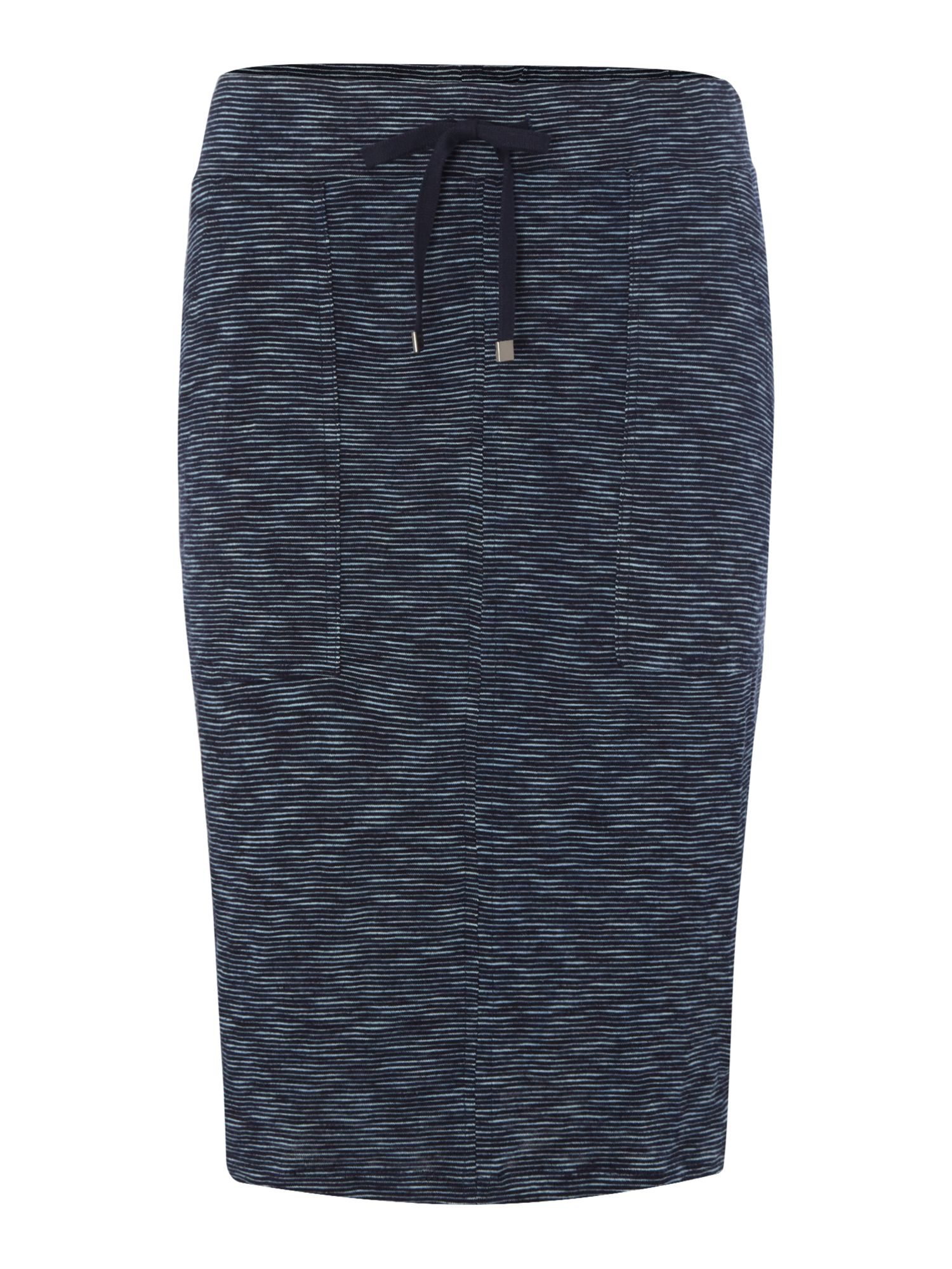Joules Skirt with tie waist, Blue