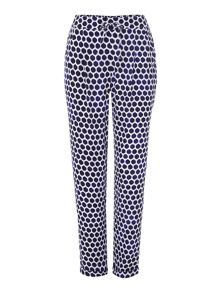Joules Woven printed trouser