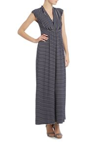 Joules Empire maxi dress