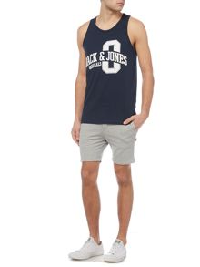 Jack & Jones Originals Logo Vest-Top