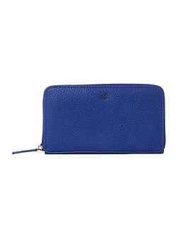 Pu purse with zip fastening