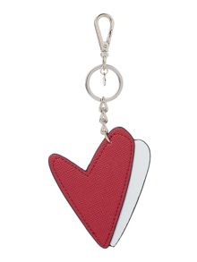 Guess Multi heart keyring