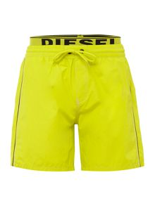 Diesel Double Waistband Swim Short