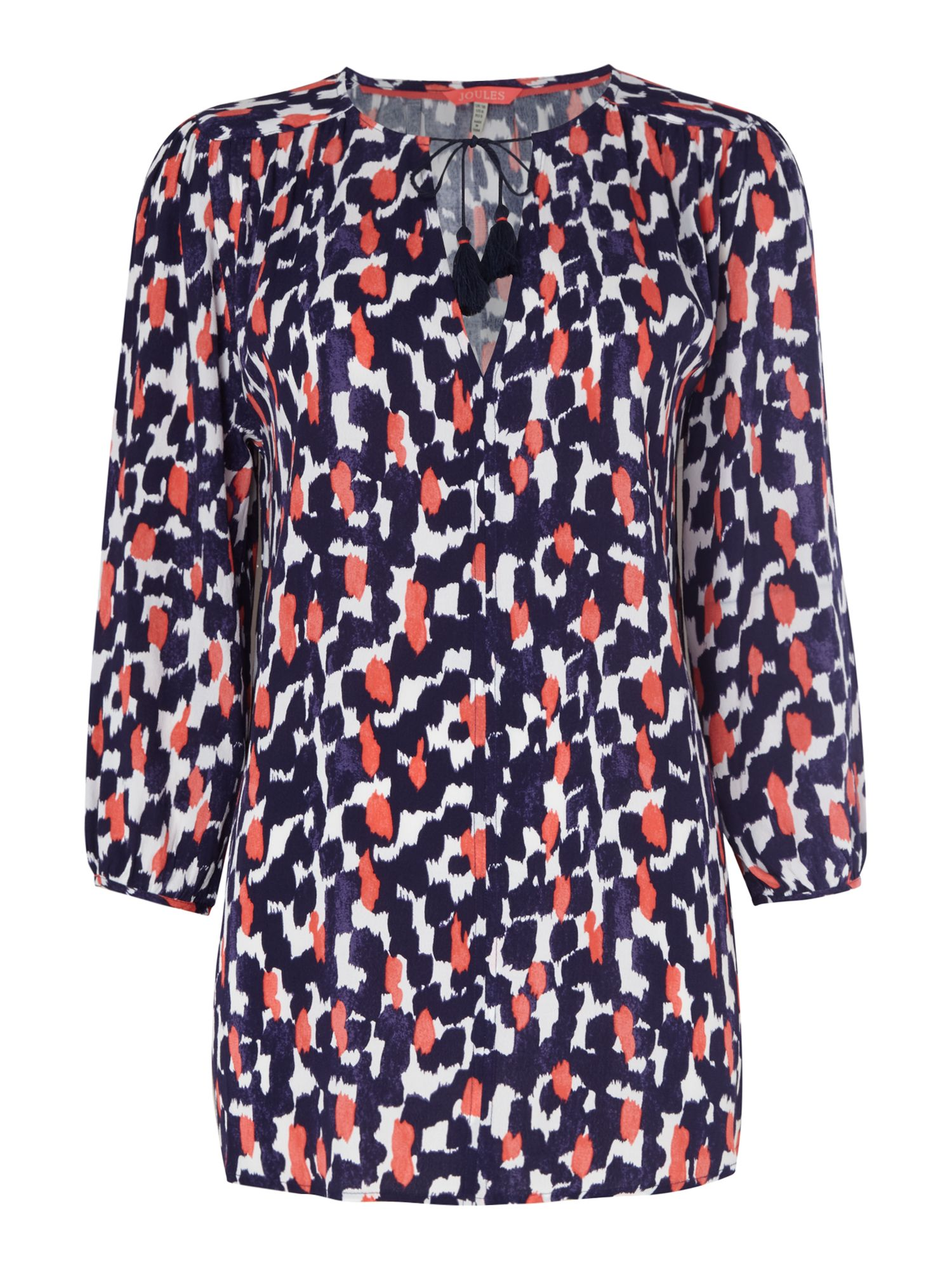 Joules Tunic, Multi-Coloured