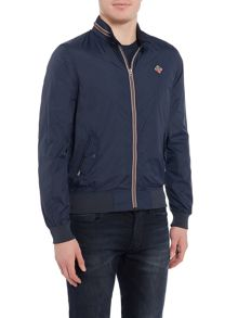 Schott Zip up concealed hood jacket