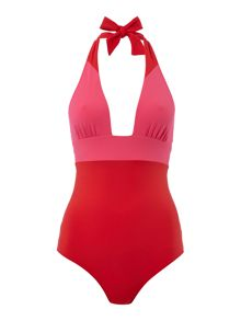 Heidi Klum Intimates Savannah sunset swimsuit