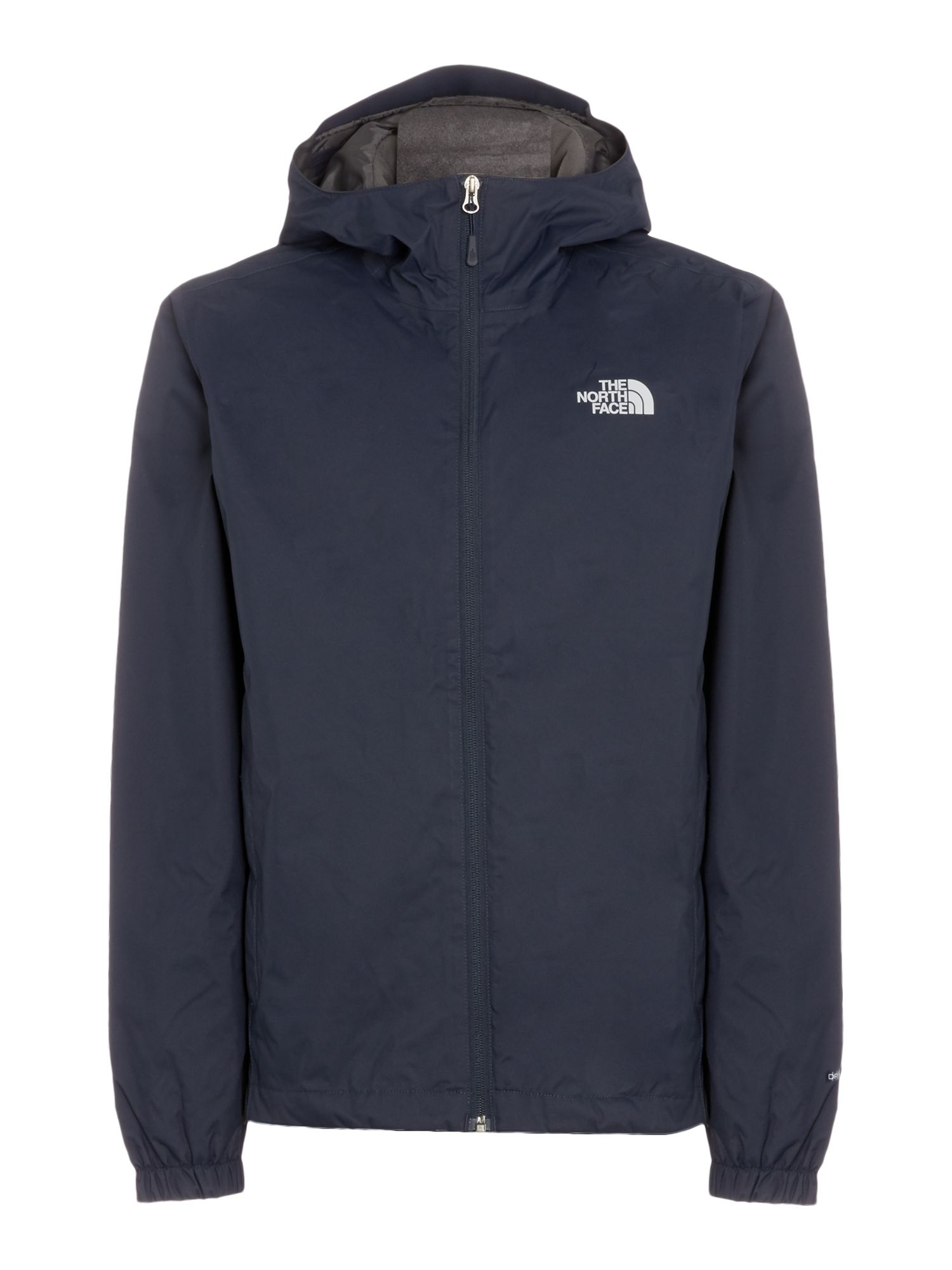 Mens The North Face Quest jacket Navy