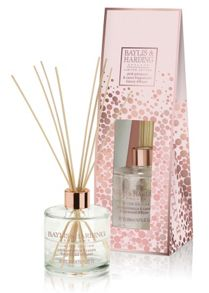 Baylis & Harding Pink Prosecco & Cassis Diffuser