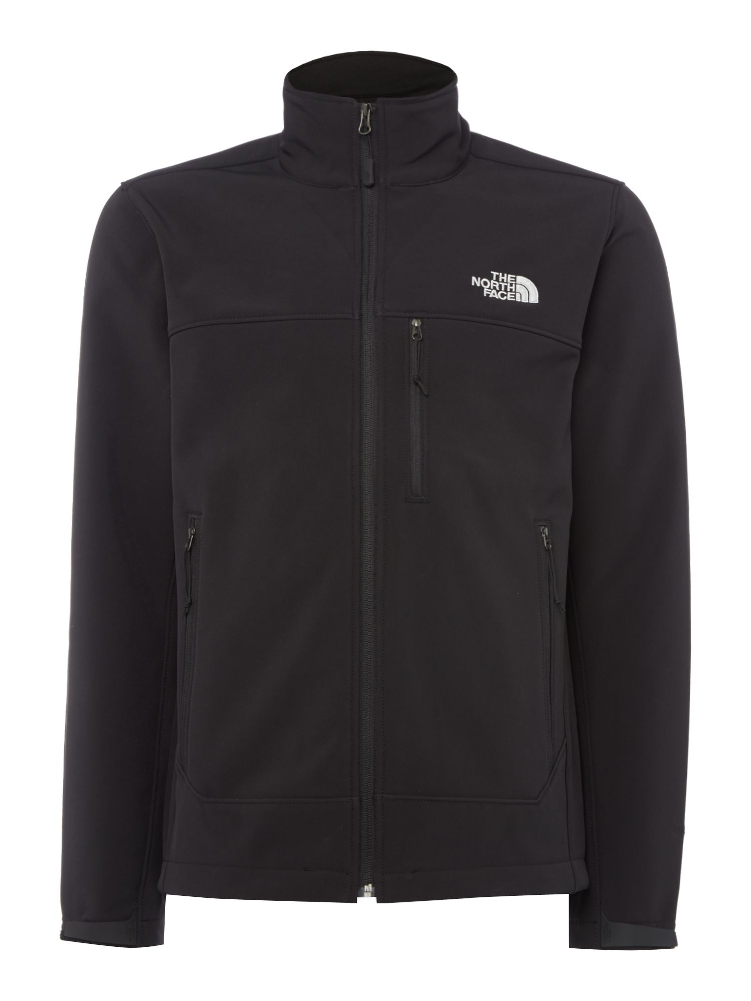 Mens The North Face Windwall Apex Bionic Jacket Black