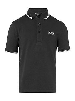 Boys Cotton Polo-Shirt