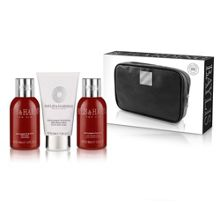 Baylis & Harding Black Pepper & Ginseng Travel Bag Set