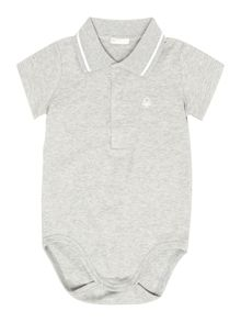 Benetton Baby Short-Sleeve Polo All In One