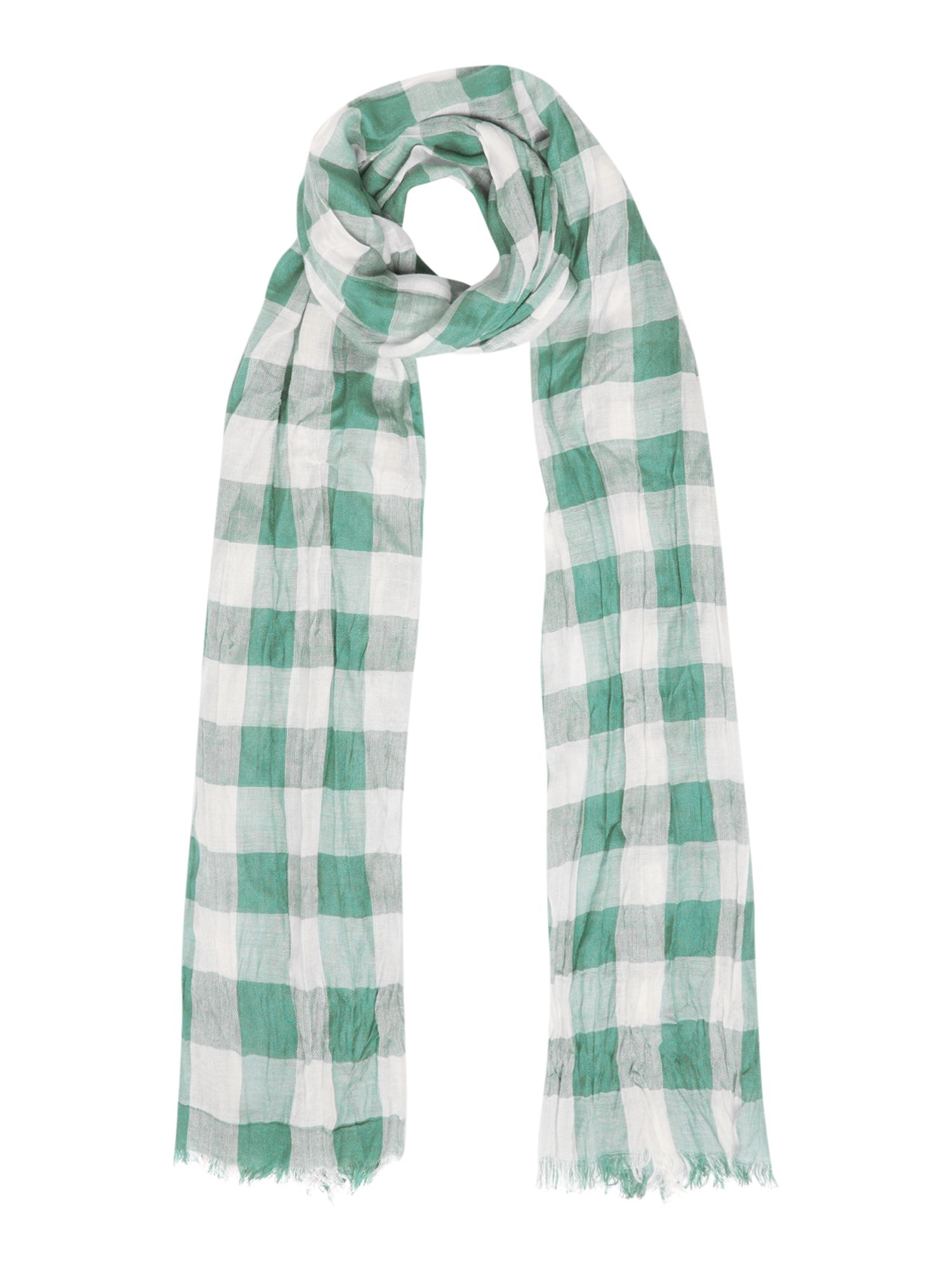 Dickins & Jones Darcy gingham check, Green